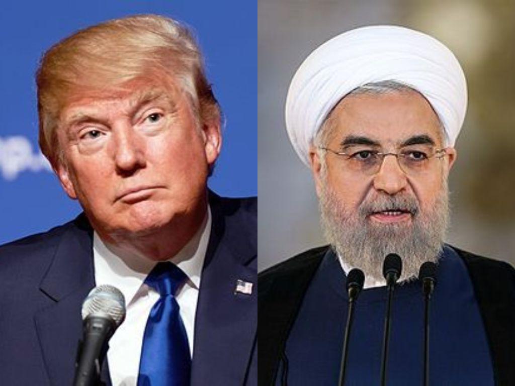 حاشیه های دیدار روحانی با ترامپ : ملاقات با شیطان