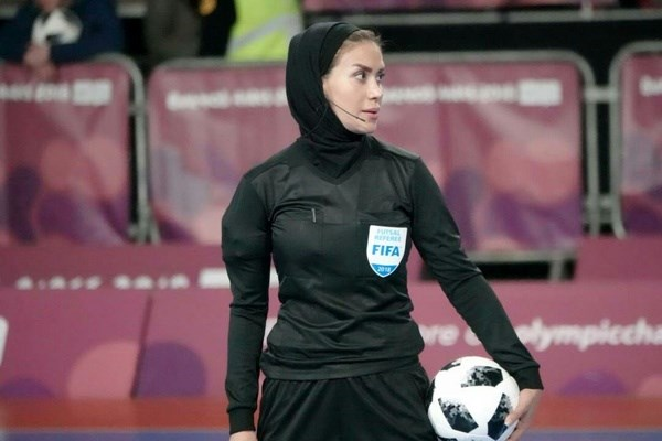 سوابق کاری گلاره ناظمی داور زن ایرانی