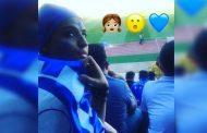 خود سوزی سحر دختر استقلالی در مقابل دادسرا