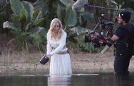 اولین تصاویر آنجلینا جولی در فیلم The Eternals مارول