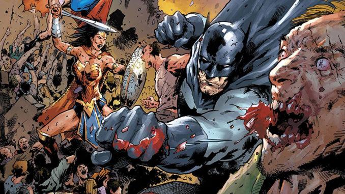 کمپانی دیسی از کمیک محافظ جدید غیر منتظره Gotham City پرده برداری کرد