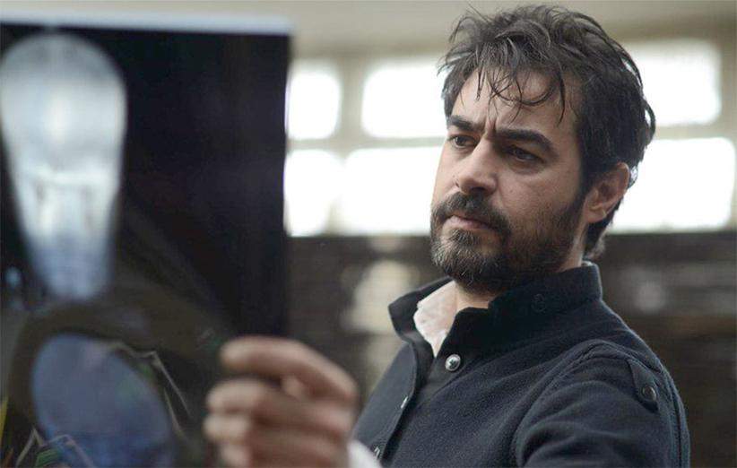 شهاب حسینی شمس تبریزی در فیلم مست عشق شد