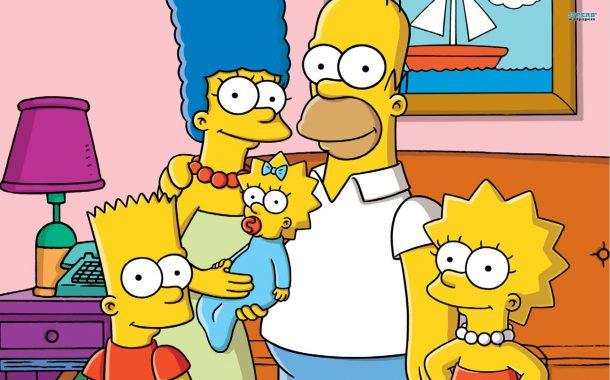 چهره کارتونی برادران روسو در انیمیشن سیمپسون ها