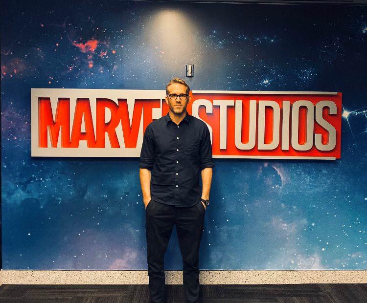 رایان رینولدز رسما به دنیای سینمایی مارول پیوست