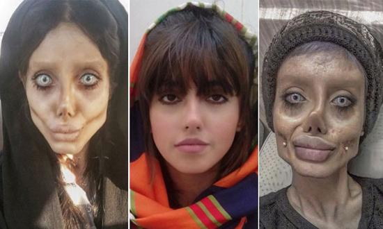 دستگیری سحر تبر به جرم ترسناک بودن