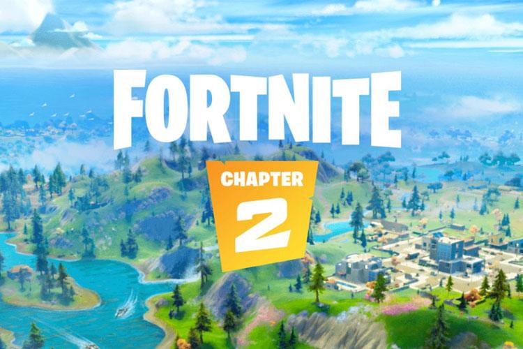 بررسی چپتر دوم بازی فورتنایت Fortnite Chapter 2