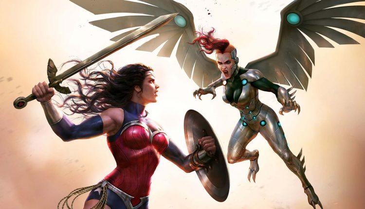 معرفی انیمیشن Wonder Woman Bloodlines واندروومن : رد خون