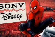 مذاکرات دیزنی برای خرید مرد عنکبوتی