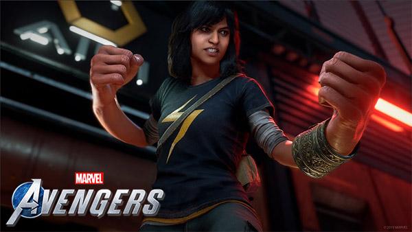 تریلر معرفی میز مارول در بازی Marvel's Avengers