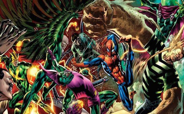 گروه Sinister Six در دنیای سینمایی مارول