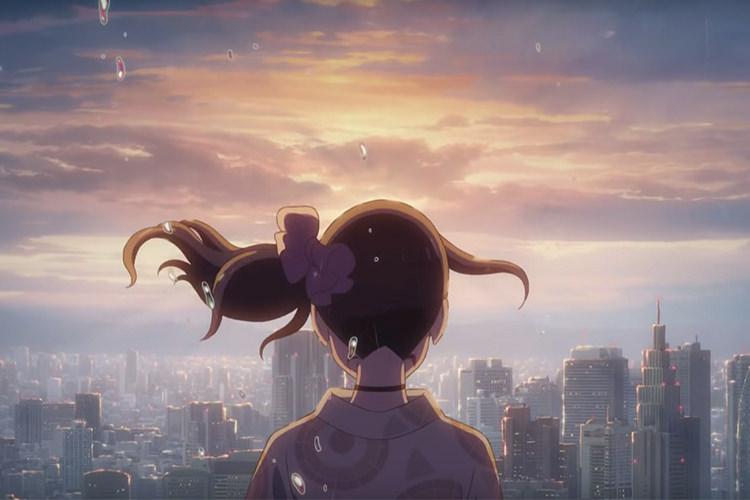 پیشنمایش انیمه ژاپنی Weathering With You(فرزند آبوهوا)