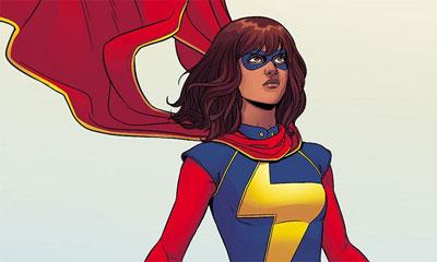 معرفی کامل شخصیت کاملاخان معروف به Ms. Marvel