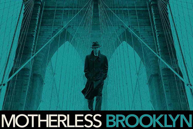 نقد بررسی فیلم بروکلین بی مادر Motherless Brooklyn