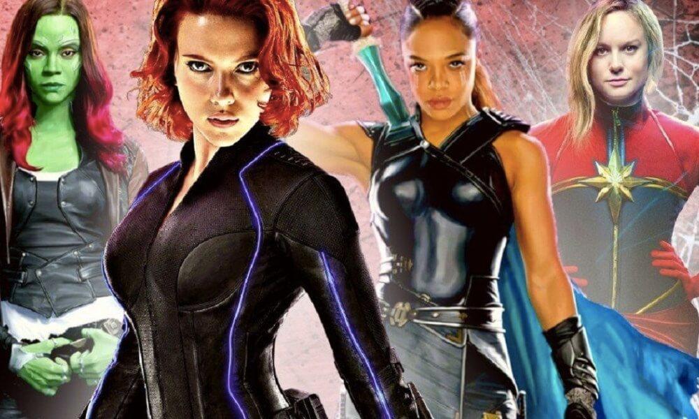 برترین قهرمانان زن هالیوود
