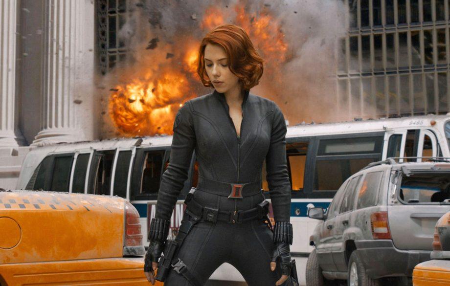 فیلمبرداری فیلم Black Widow به پایان رسید