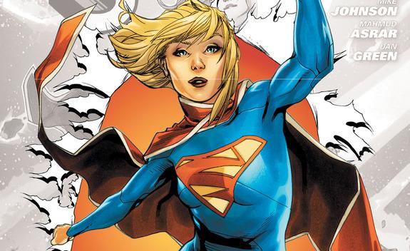 معرفی کامل شخصیت سوپر گرل Supergil | ابرقهرمان های دیسی