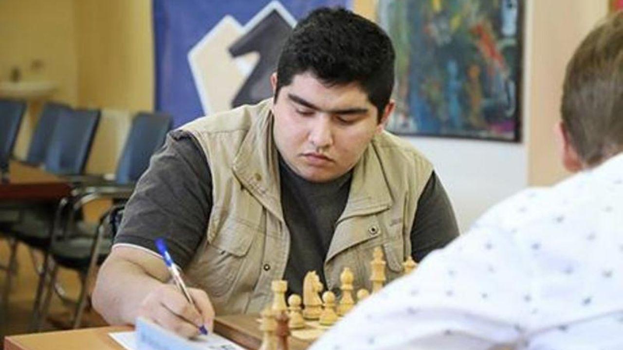 حاشیه های بازی پرهام مقصودلو با شطرنج باز اسرائیلی