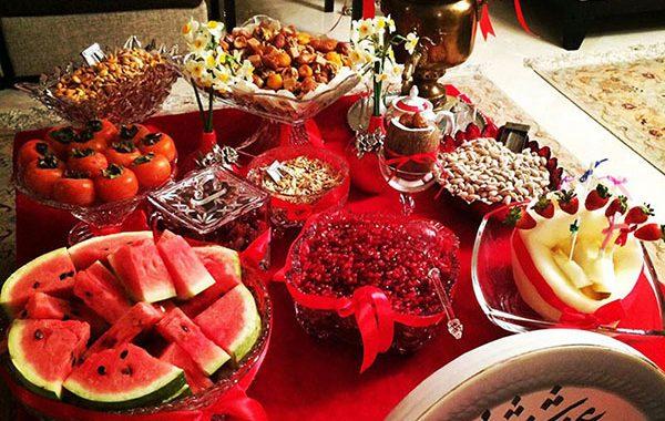 خوراکی های مخصوص شب یلدا ۹۸