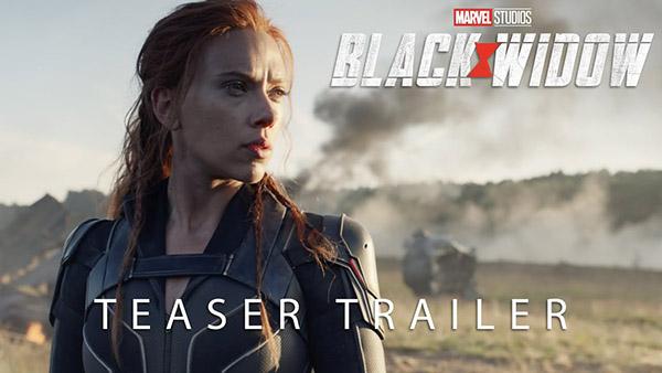 پیشنمایش رسمی فیلم بلک ویدو Black Widow دنیای سینمایی مارول