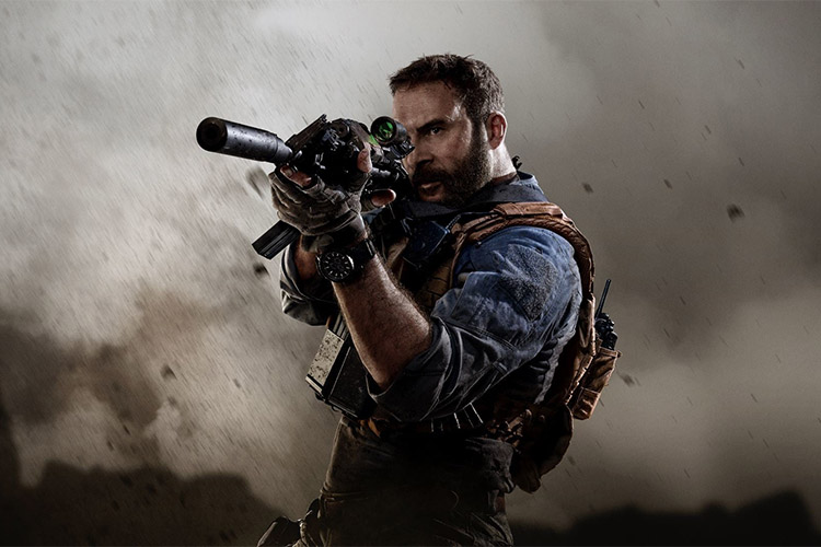 فروش ۱ میلیارد دلاری بازی Call of Duty: Modern Warfare