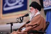 سخنان رهبر انقلاب در نماز جمعه تهران