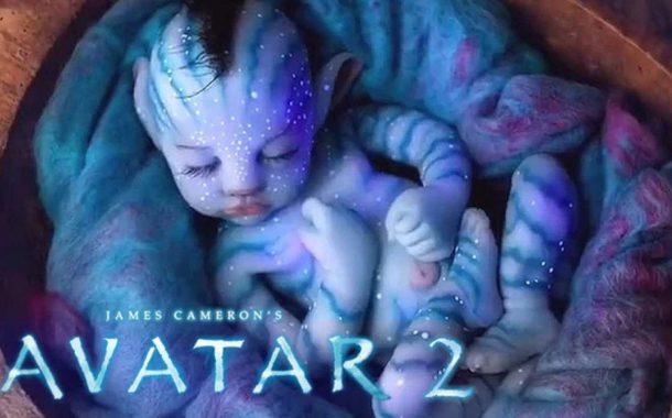 اولین تصاویر رسمی فیلم آواتار ۲