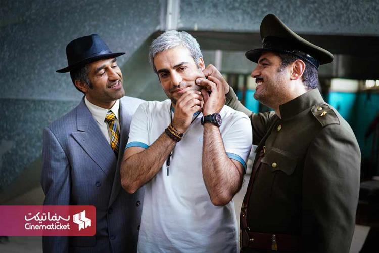 پوستر رسمی فیلم خوب بد جلف؛ ارتش سری