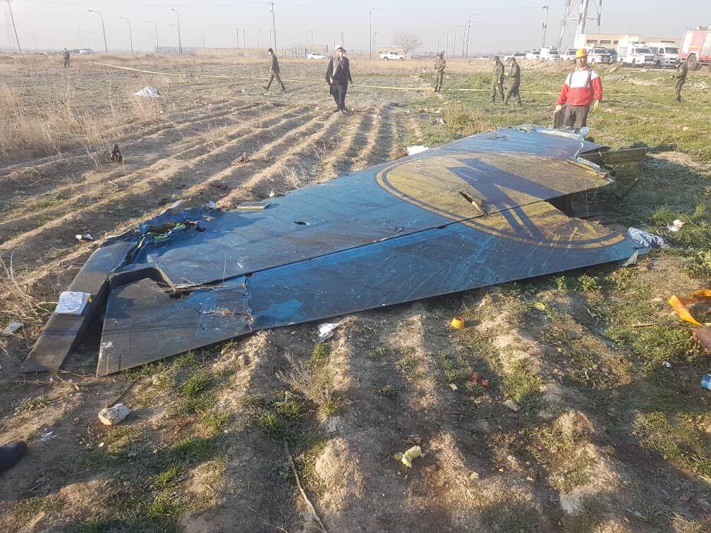 سکوت کشنده صدا و سیمای میلی در ماجرای سقوط هواپیمای اکراینی