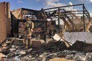 ۱۰۰ جسد در پایگاه عین الاسد کشف شد