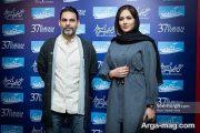 پریناز ایزدیار و پیمان معادی بهترین بازیگران جشنواره فجر ۹۸
