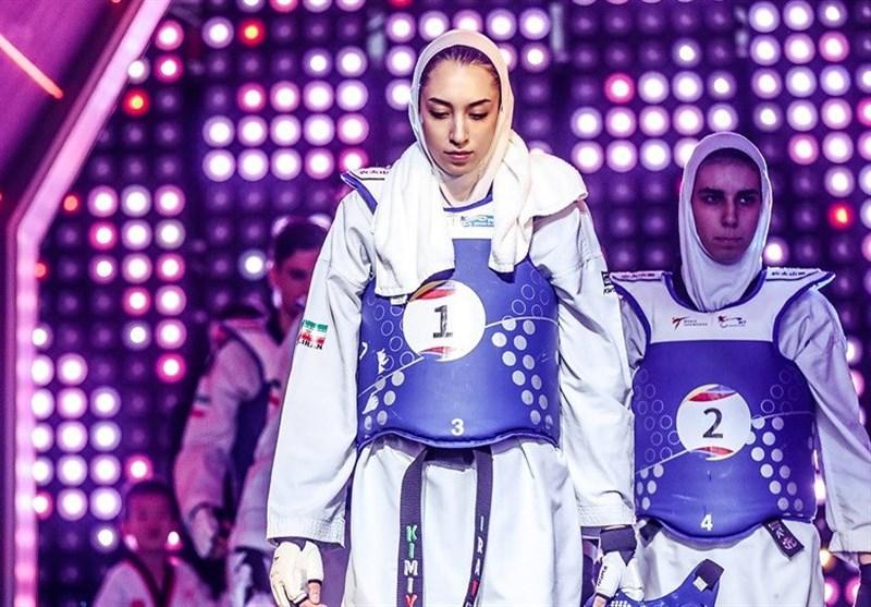 خداحافظی تلخ کیمیا علیزاده از مردم ایران