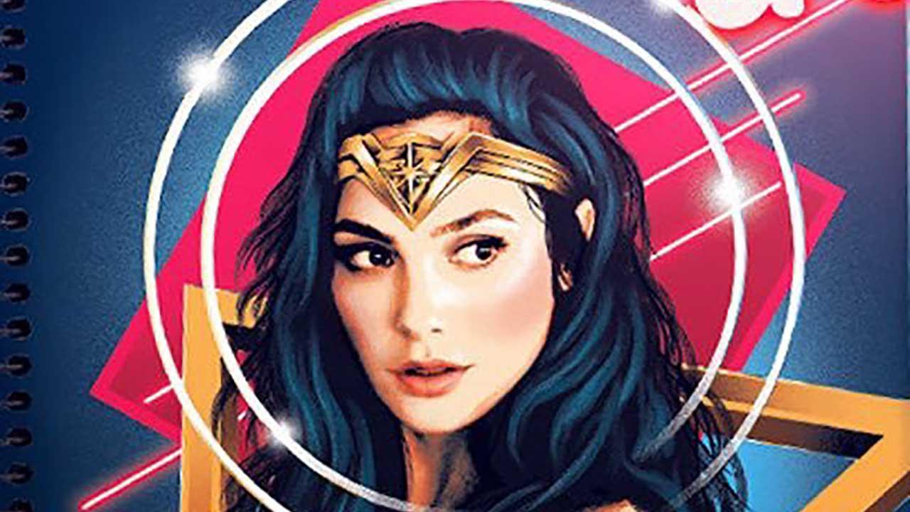 پوستر شخصیت های فیلم Wonder Woman 1984