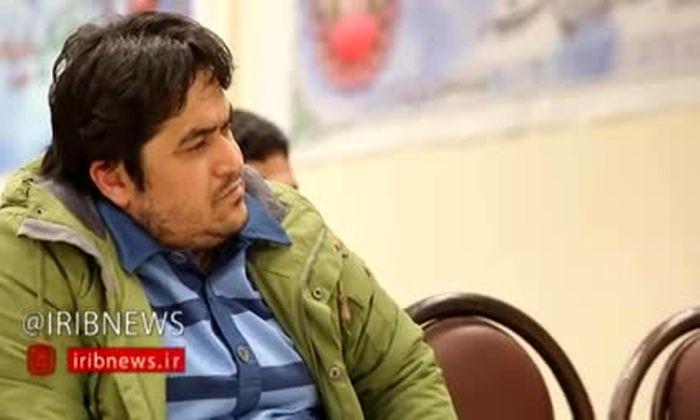 فیلم اولین دادگاه رسمی روح الله زم