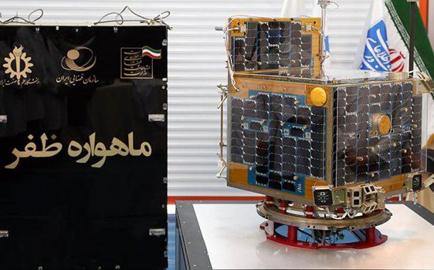سقوط ناامیدکننده ماهواره ظفر در اقیانوس هند
