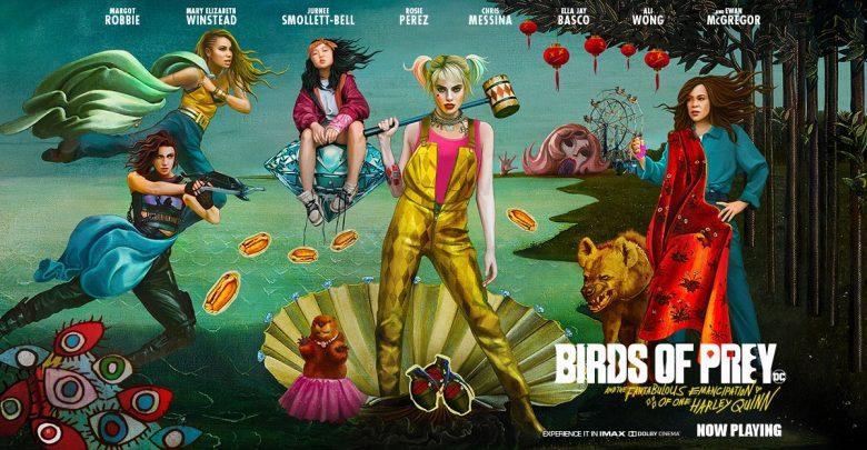 دلایل شکست تجاری فیلم پرندگان شکاری