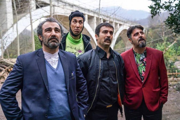 شوخی با هاله نور احمدی نژاد در پایتخت ۶