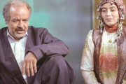 شقایق دهقان دوست دختر سعید آقاخانی در سریال نون خ ۲