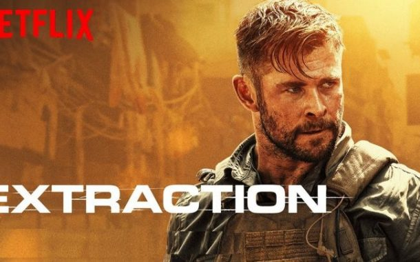 نقد بررسی فیلم Extraction (استخراج) با بازی  کریس همسورث و گلشیفته فراهانی