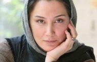 هدیه تهرانی کشف حجاب کرد