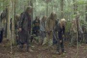 تجاوز جنسی به بازیگر سریال Walking Dead توسط زامبی ها