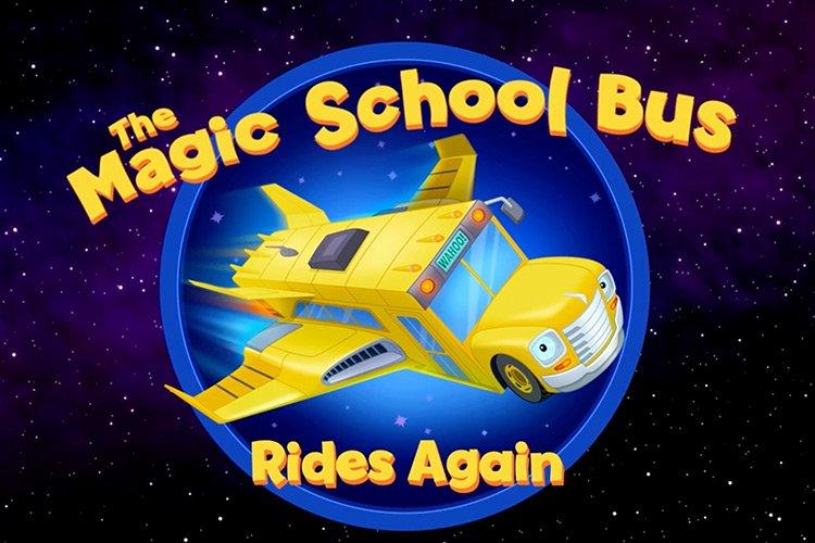 نقد بررسی سری جدید انیمیشن سفرهای علمی (The Magic School Bus Rides Again)
