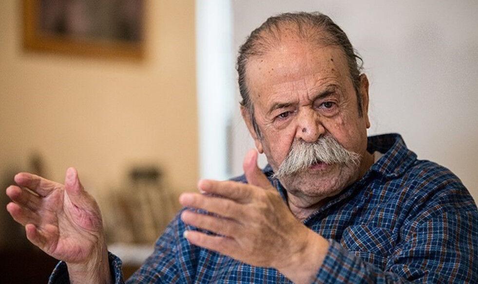 محمد علی کشاورز در سن ۹۰ سالگی درگذشت