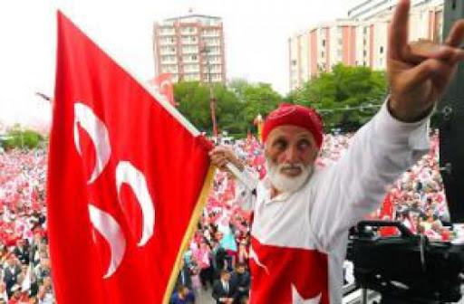 فحاشی پان ترک های ایرانی به دختر ترکیه ای