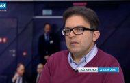 احمد صمدی خبرنگار صدا و سیما در ایران اینترنشنال
