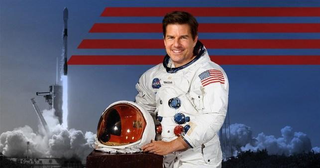 تام کروز فیلم جدیدش را در فضا بازی خواهد کرد