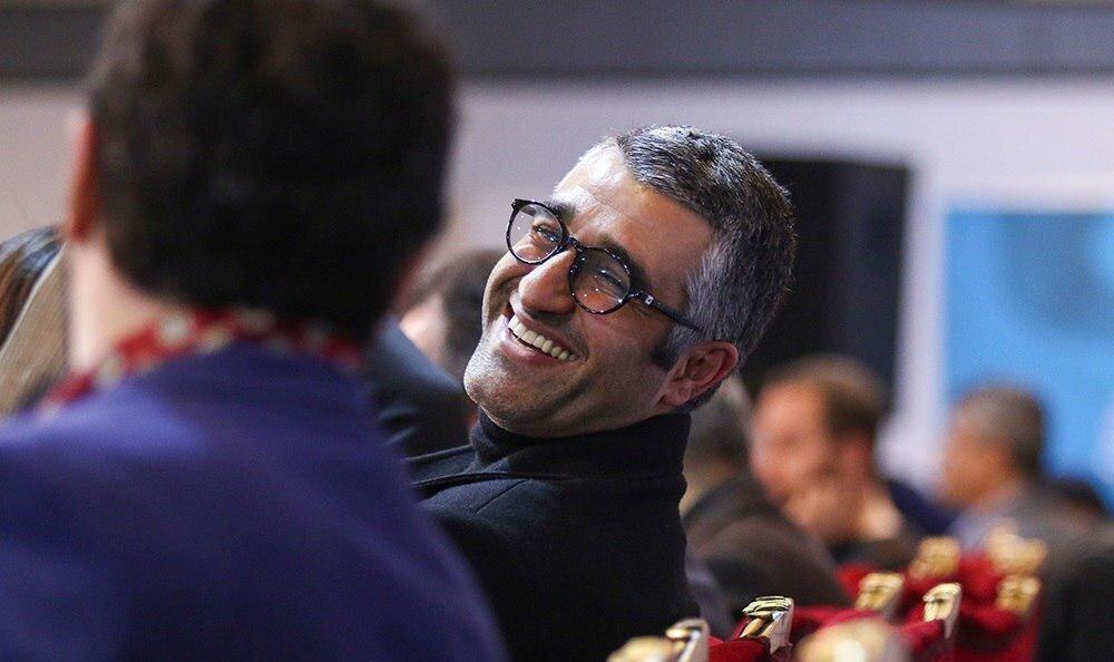 گریم پژمان جمشیدی در فیلم کوسه علی عطشانی