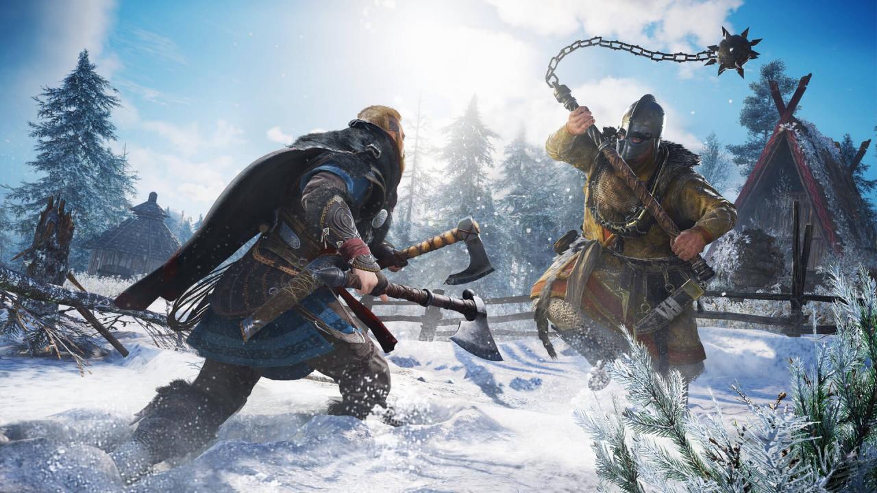 ۳۰ دقیقه از گیمپلی بازی Assassin's Creed Valhalla