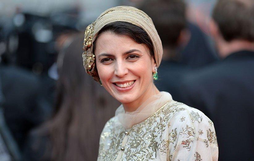 لیلا حاتمی بازیگر اصلی فیلم آخرین سیاره ترنس مارلیک