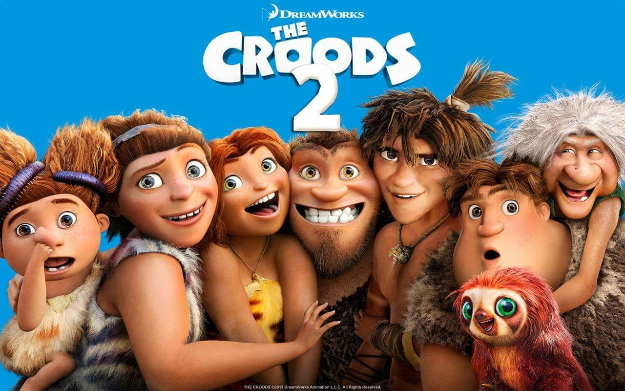 معرفی انیمیشن The Croods: A New Age
