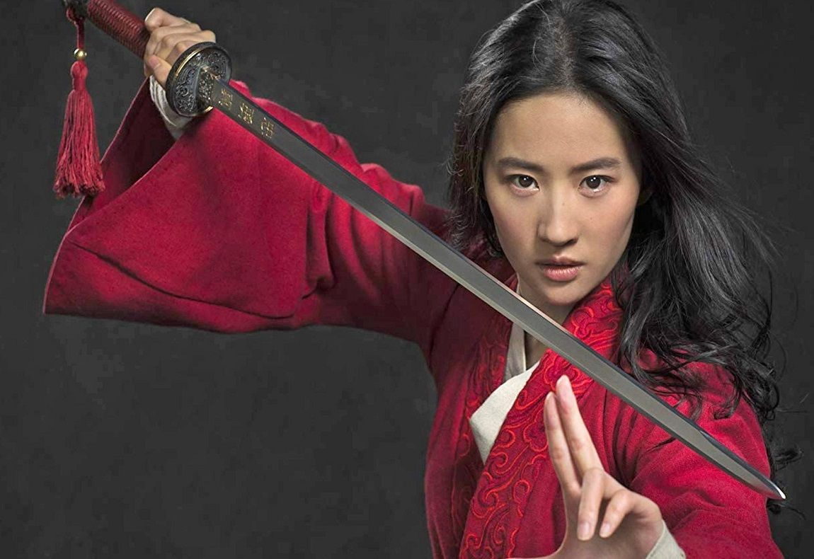 حاشیه های اکران فیلم مولان در چین